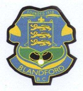 Blandford bowling club logo
