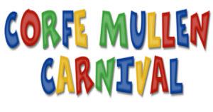 Corfe Mullen Carnival logo 2 lines