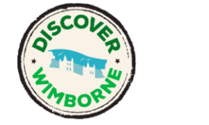 Discover Wimborne logo for Douch Family event