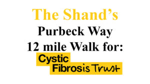 Lesley Shand, Ives & Shand Purbeck Way Walk
