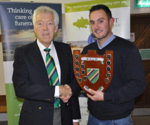 The Dorset Association of Cricket Officers (DACO) Fair Play award were presented by Merrick Wilkinson and the overall trophy went to James Miller of Wimborne CC.