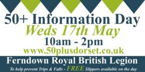 Ferndown 50 plus information day