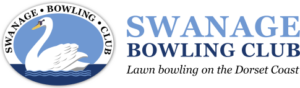 Swanage bowling club logo, Jame Smith