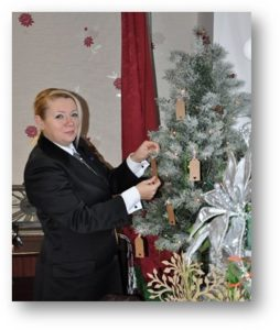 Douch Family Funeral Directors Christmas Tree of Remembrance