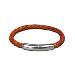 FPU 603-embrace-bracelet-braided-leather-brown-keepsake