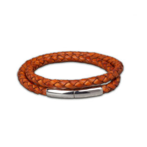 fpu605-embrace-bracelet-braided-leather-brown