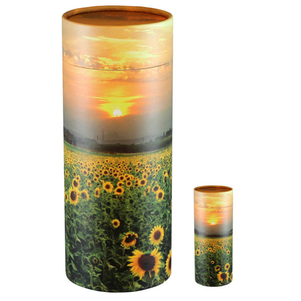 sunflower-scatter-tube-for-ashes-and-keepsake-urn