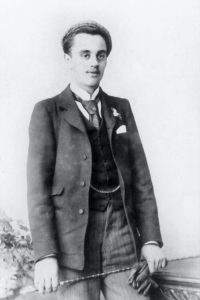 Historic business F C Douch founder Frederick Charles Douch